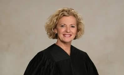 Illinois Supreme Court Justice Anne Burke