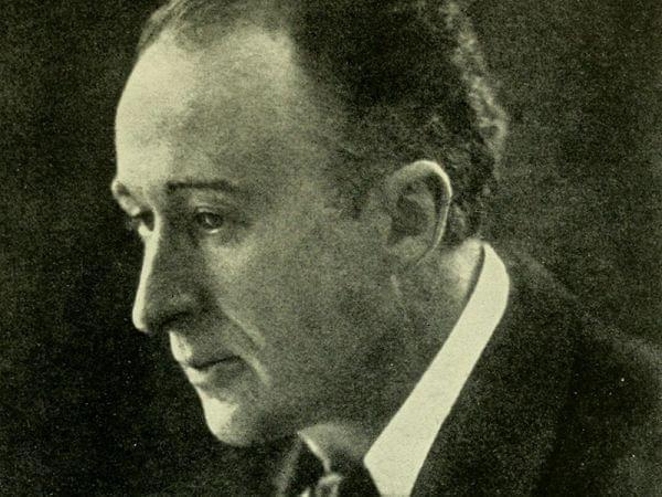 Frederick Delius, aged 45, photographed in 1907