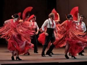 The Los Angeles Opera performs Carmen