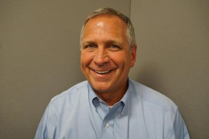 Illinois Congressman Mike Bost, R-Murphysboro