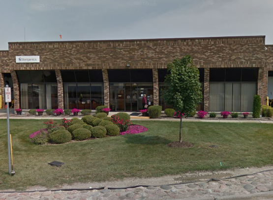Sterigenics' Willowbrook plant, at 7825 S. Quincy Street, Willowbrook IL.