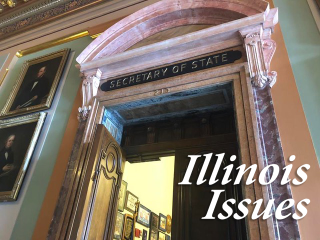 Illinois Secretary of State's office.