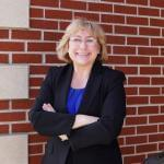 Democrat  Cindy Cunningham, who is running in Illinois' 104th District State House race.