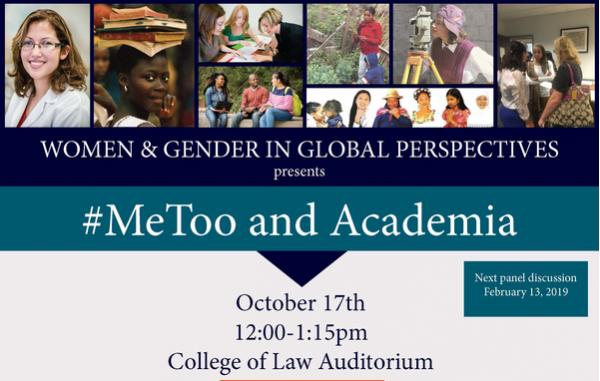 #MeToo and Academia