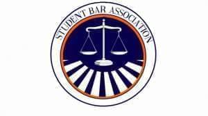 Logo for the University of Illinois Student Bar Association