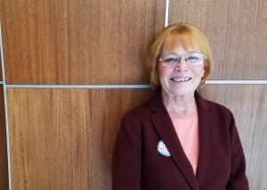 110th Illinois House District candidate Shirley Bell (D-Mattoon)