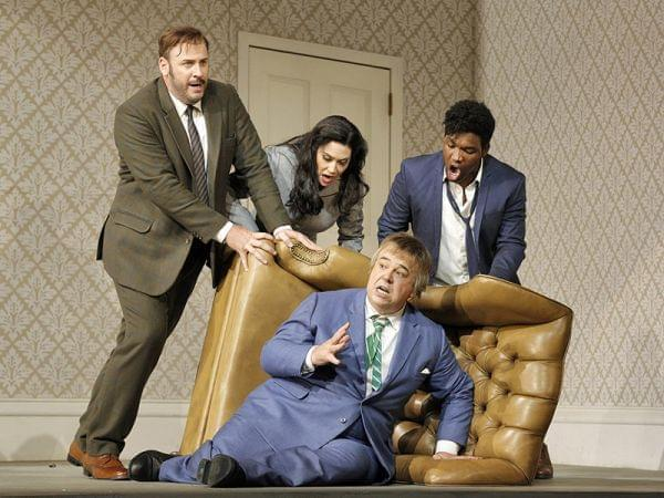 The San Francisco Opera performs Don Pasquale.