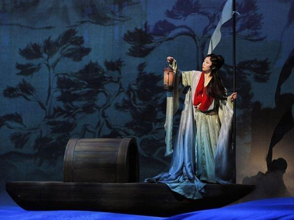 The San Francisco Opera performs Dream of the Red Chamber.