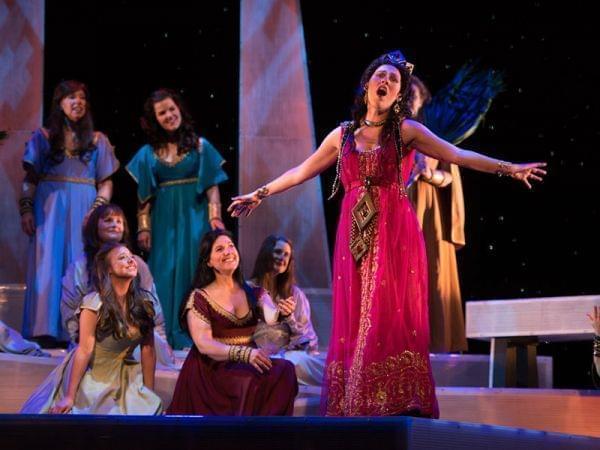 Opera Delaware performs Semiramide.