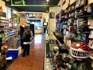 Live Action Games, a video game store on University Avenue, is one of several local shops participating in Small Business Saturday Nov. 24 in downtown Champaign.