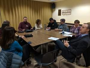 The Champaign Unit 4 Board of Education voted to approve a new teacher contract during a special board meeting Nov. 27, 2018.