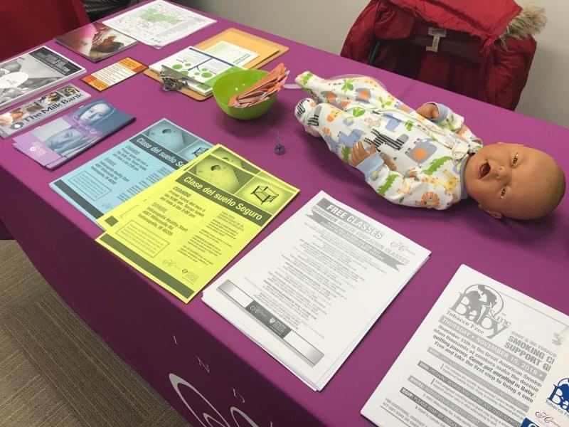 pregnancy resource fair