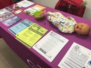 pregnancy resource fair