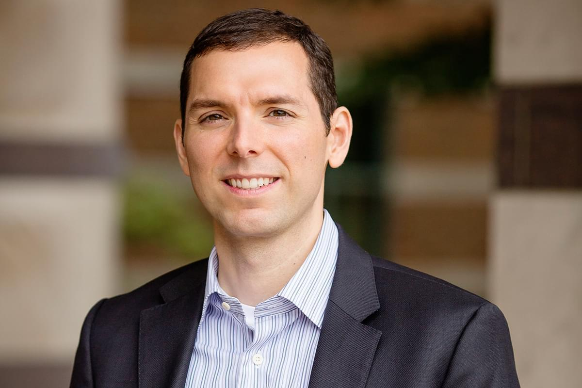 University of Illinois psychology professor Aron Barbey