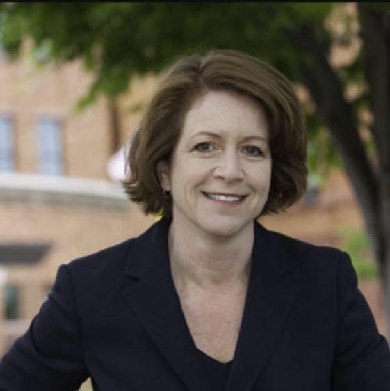 Champaign County State's Attorney Julia Rietz