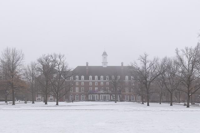The Illini Union, University of Illinois.