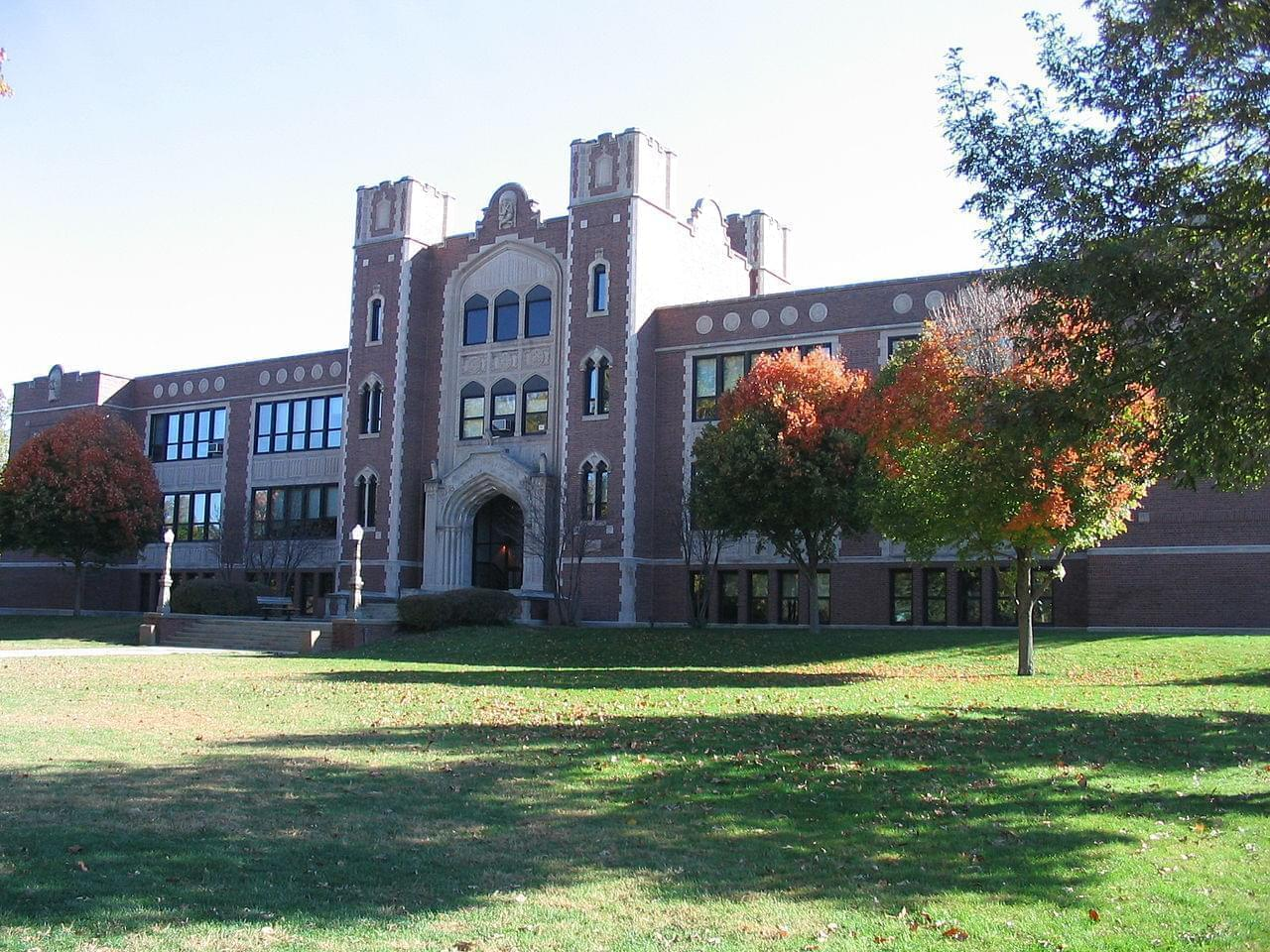Urbana High School.