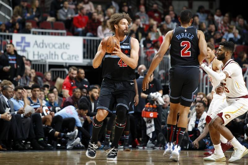254573210cf Robin Lopez looks to pass the ball during a basketball game. Kena  Krutsinger/Chicago Bulls