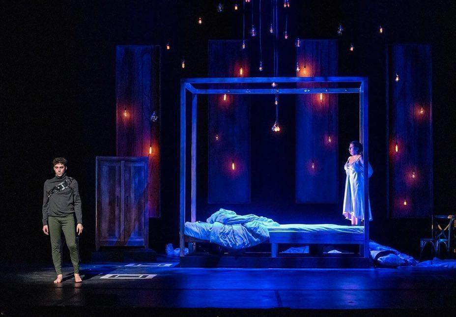 The Lyric Theatre at Illinois production of The Rape of Lucretia opens Thursday evening at Krannert Center for the Performing Arts in Urbana.