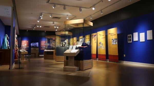 Spurlock Museum Exhibit