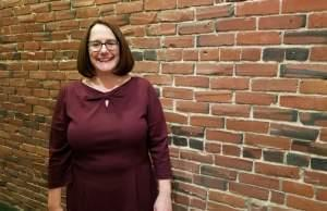 Champaign Mayor Deborah Frank Feinen.