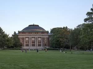 University of Illinois at Urbana Main Quad.