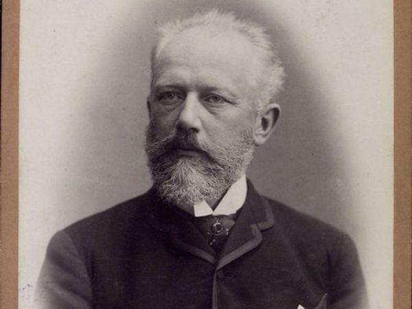 Pyotr Tchaikovsky, c.1888.