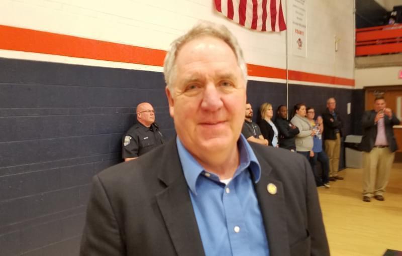 U.S. Rep. John Shimkus.