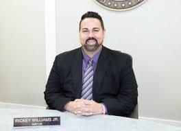 Danville Mayor Rickey Williams, Jr.