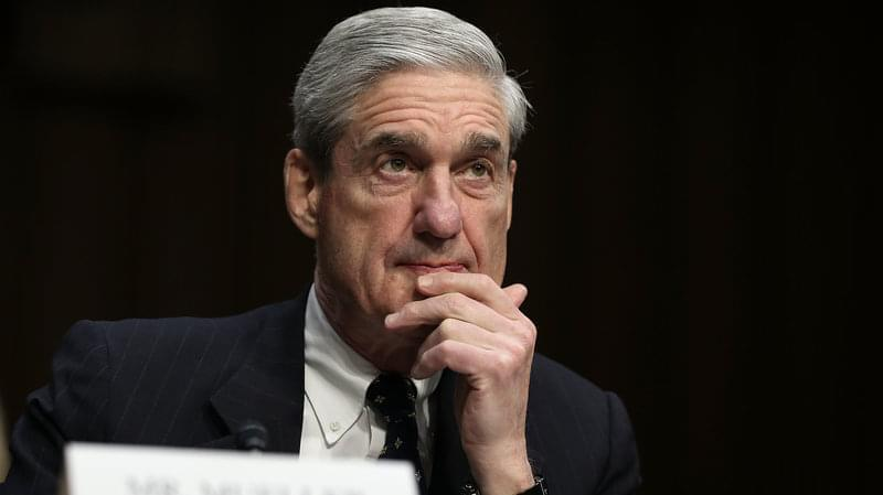 In a March letter, Department of Justice leaders said special counsel Robert Mueller's findings were insufficient to merit criminal charges for obstruction.