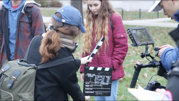 The festival features collaborative productions from different campus organizations, such as Illini Film and Video, Photon Pictures, the C-U Cinefiles, College of Media production classes and independent student projects.