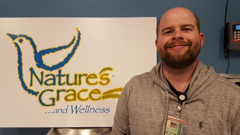 Tim O'Hern is COO of Nature's Grace and Wellness, a medical marijuana cultivation facility.