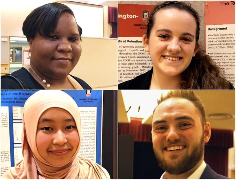 Tiffany Scott, Rachel Pollock, Mursyidah Syahirah, and Travis Paquin all shared their views on marijuana legalization.
