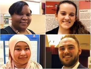 Tiffany Scott, Rachel Pollock, Mursyidah Syahirah, and Travis Paquin all shared their views on marijuana legalization.