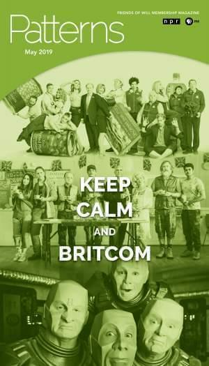 Keep calm and BritCom