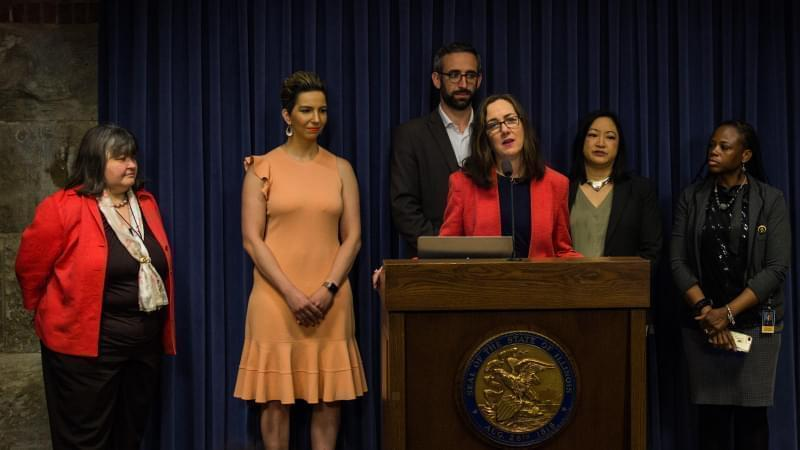 Rep. Kelly Cassidy, a Chicago Democrat, announced Thursday that her abortion legislation will be heard after being stalled for months.
