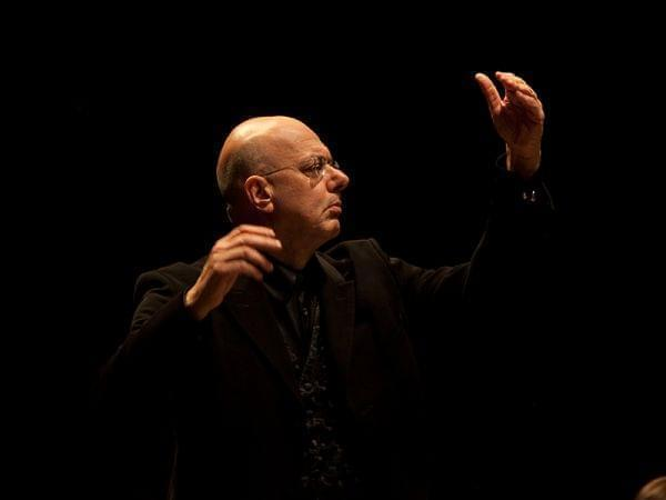 Leon Botstein conducts the American Symphony Orchestra at The Richard B. Fisher Center for the Performing Arts at Bard College