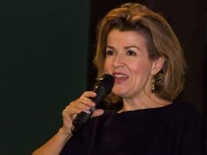 Anne-Sophie Mutter, a violinist from Germany, in Berlin.