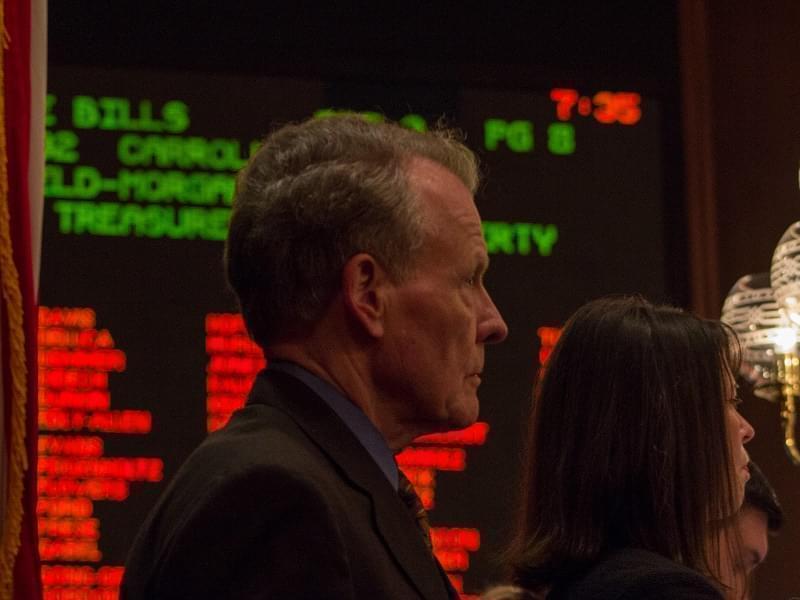 House Speaker Michael Madigan.