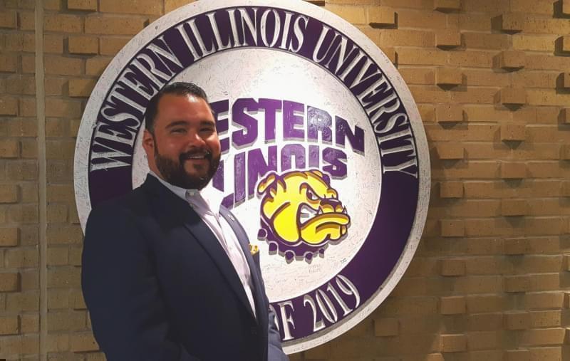 WIU Board Chair Greg Aguilar