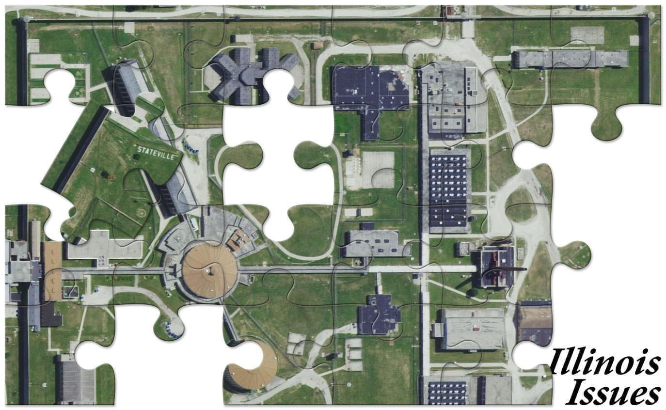 Stateville Correctional Center in Joliet, Illinois.