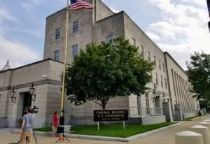 Federal courthouse in Peoria.