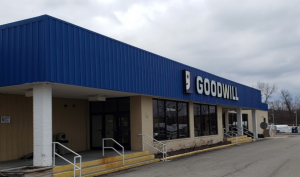 Goodwill retail store in Springfield.