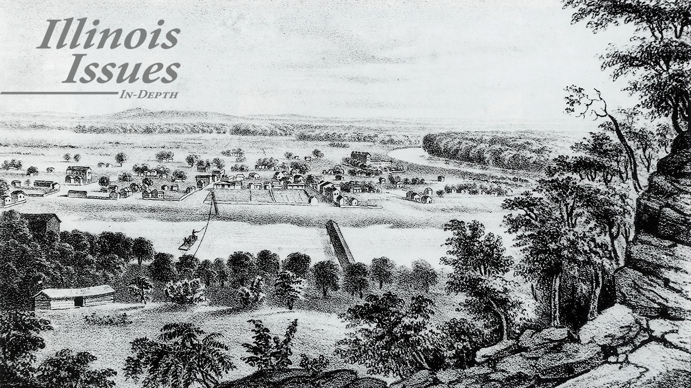 Illinois Issues: Kaskaskia—The Lost Capital of Illinois