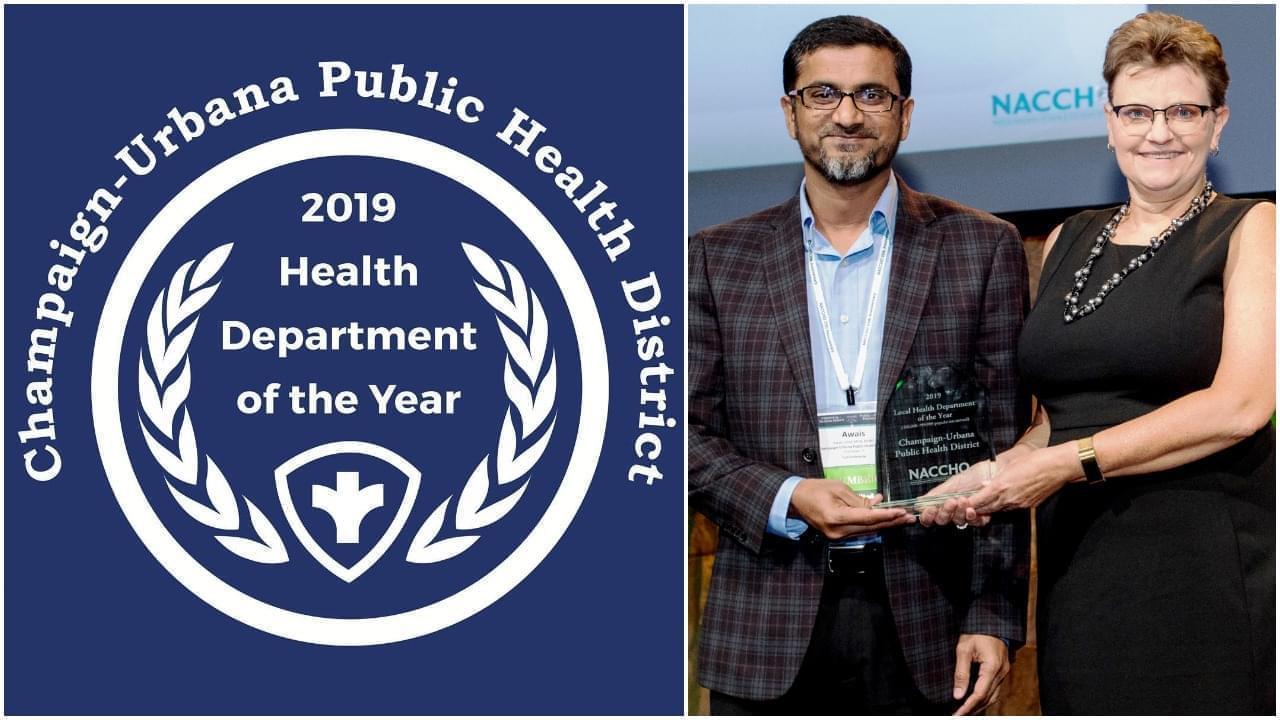 CUPHD award