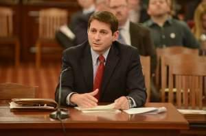 State Senator Jason Barickman