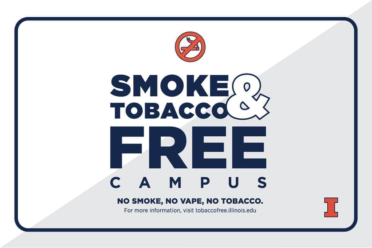 smoke-free campus sig