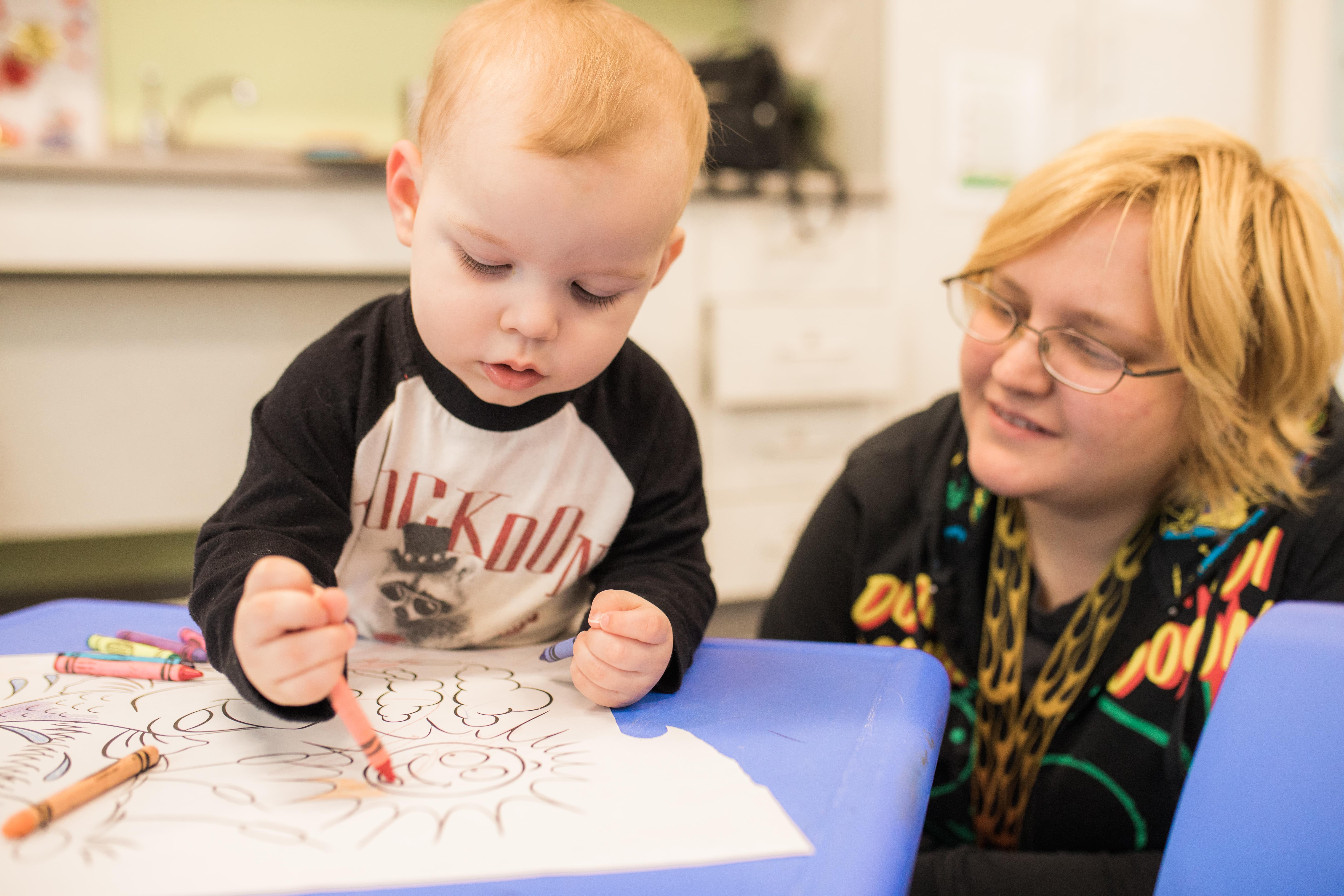 Spotlight On Crisis Nursery