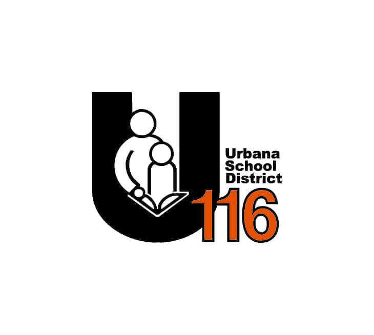 Urbana School District 116 logo
