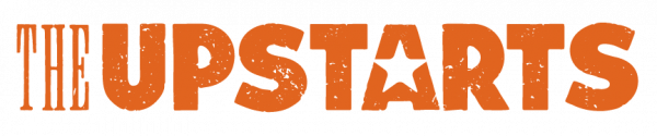 Logo image for the Upstarts video series